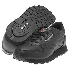 Reebok Kids - Classic Leather (Children Youth) (Black) - Kids ... 69012699c