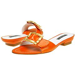 Claudia Ciuti  Nilo  Orange   Manolo Likes!  Click