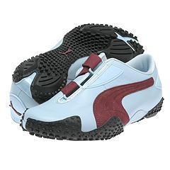 chaussures de séparation 353ab be10f ShoesAtoZ - PUMA - Mostro Leather Wn's (Crystal Blue ...