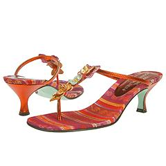 Donald J Pliner - Varda (Tang Metallic) - Women's Designer Collection    Manolo Likes!  Click!