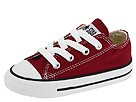 33af060f74fcd9 Converse Kids - Chuck Taylor All Star Ox (Infant Toddler) (Maroon)