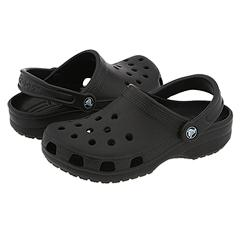 78e06564f Crocs Classic (Cayman) - Unisex (Black) Clog Shoes
