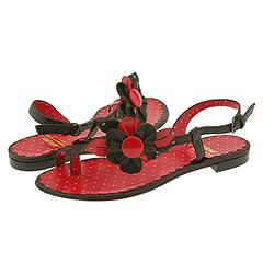 Flowery Sandals by Moschino    Manolo Likes!  Click!