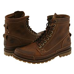 Timerbland Earthkeepres Leather Boots