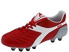 Diadora - Brasil AX MD PU U (Dark Red/White) - Footwear