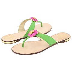 Petal Pushers by Lilly Pulitzer    Manolo Likes!  Click!