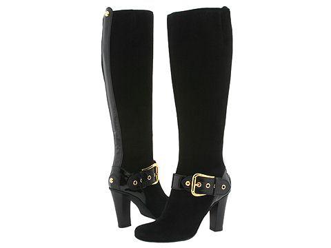 Giuseppe Zanotti Boots!  Manolo Likes!  Click!