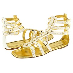 Sigerson Morrison Gladiator Sandals    Manolo Likes!  Click!