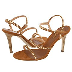 Sergio Rossi Studded Sandals    Manolo Likes!  Click!