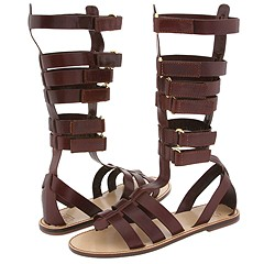 Dolce & Gabanna Gladiator Sandals    Manolo is Indifferent!   Click if You Wish!