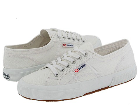 The Perfect White Sneaker