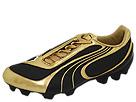 PUMA - v5.08 SL I FG (Black/Team Gold) - Footwear