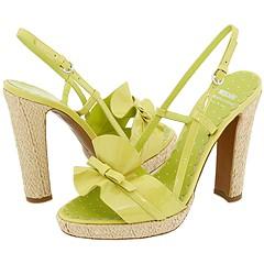 Platform Sandals from Moschino