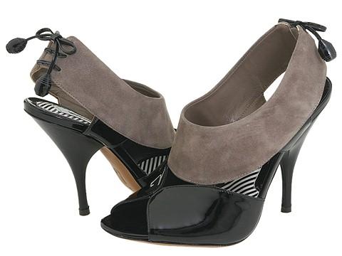 Moschino - MA1637AC0P (Black/Mud) - Footwear