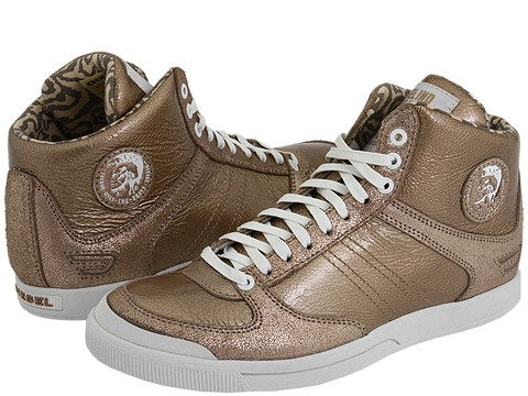 6c1ccbd60390 Diesel women s High School sneakers