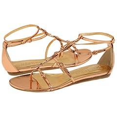 Alexander McQueen Flat Sandals on the Sale!