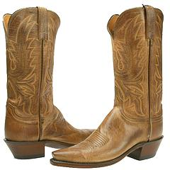 Lucchese - N4540 (Tan Mad Dog Goat) - Women's  Manolo Likes!  Click!