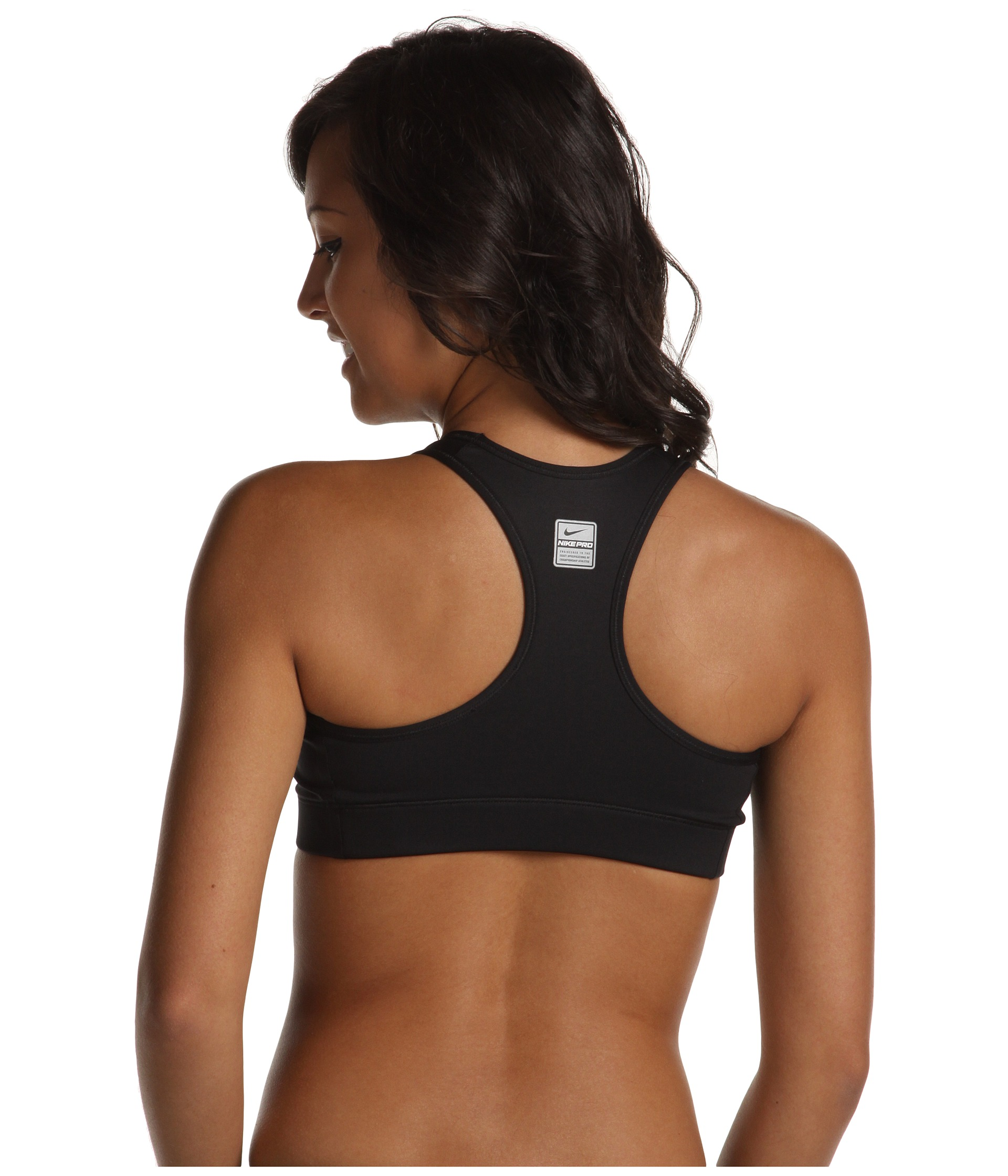 Named one of Runner's World's best sports bras for DD and larger, the Panache underwire bra is designed to support your breasts from all angles individually, instead of smushing them flat. Panache uses 3-D motion and biomechanical technology to reduce bounce by 83%.