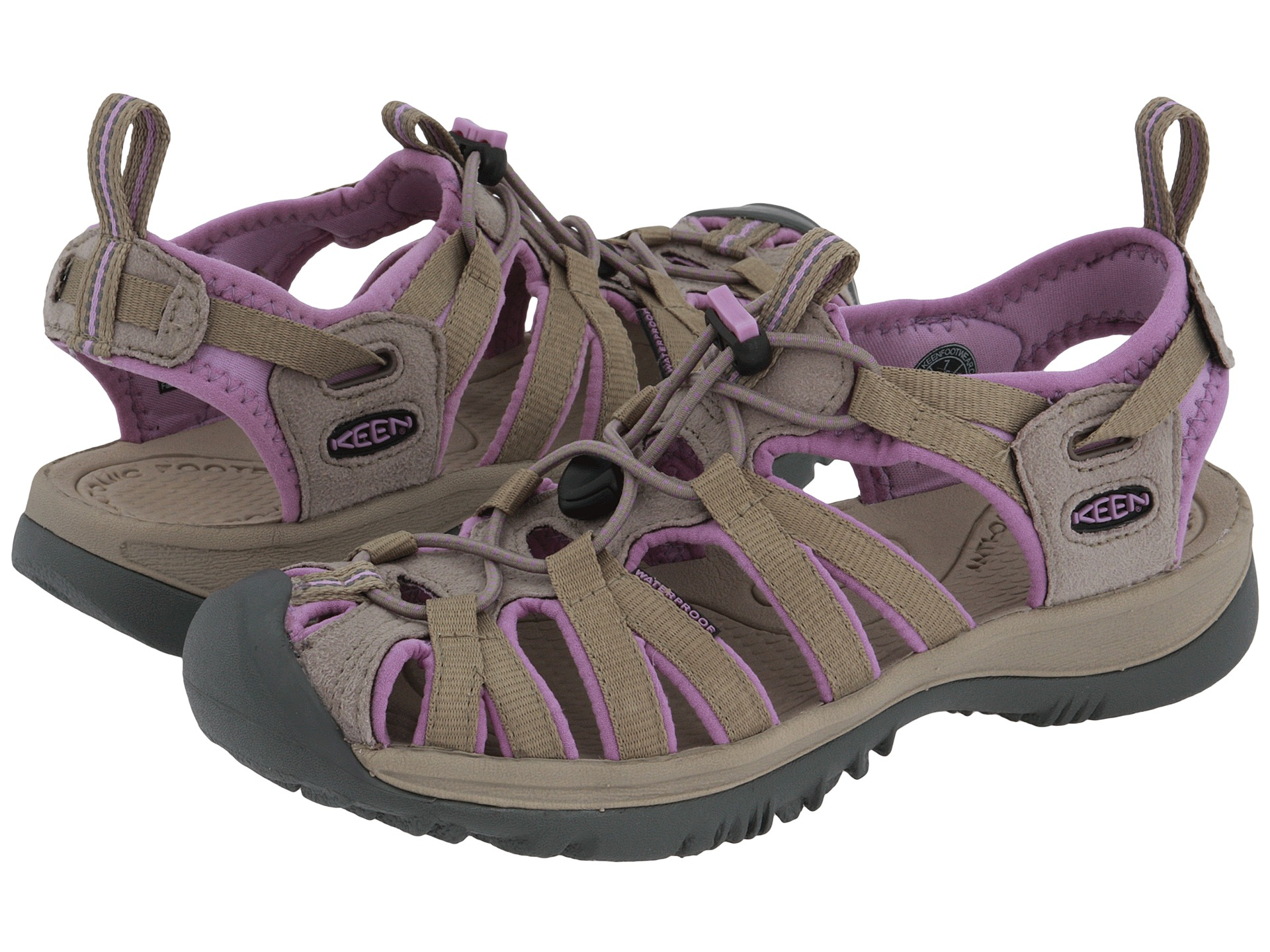 Keen Whisper Brindle Regal Orchid Zappos Com Free