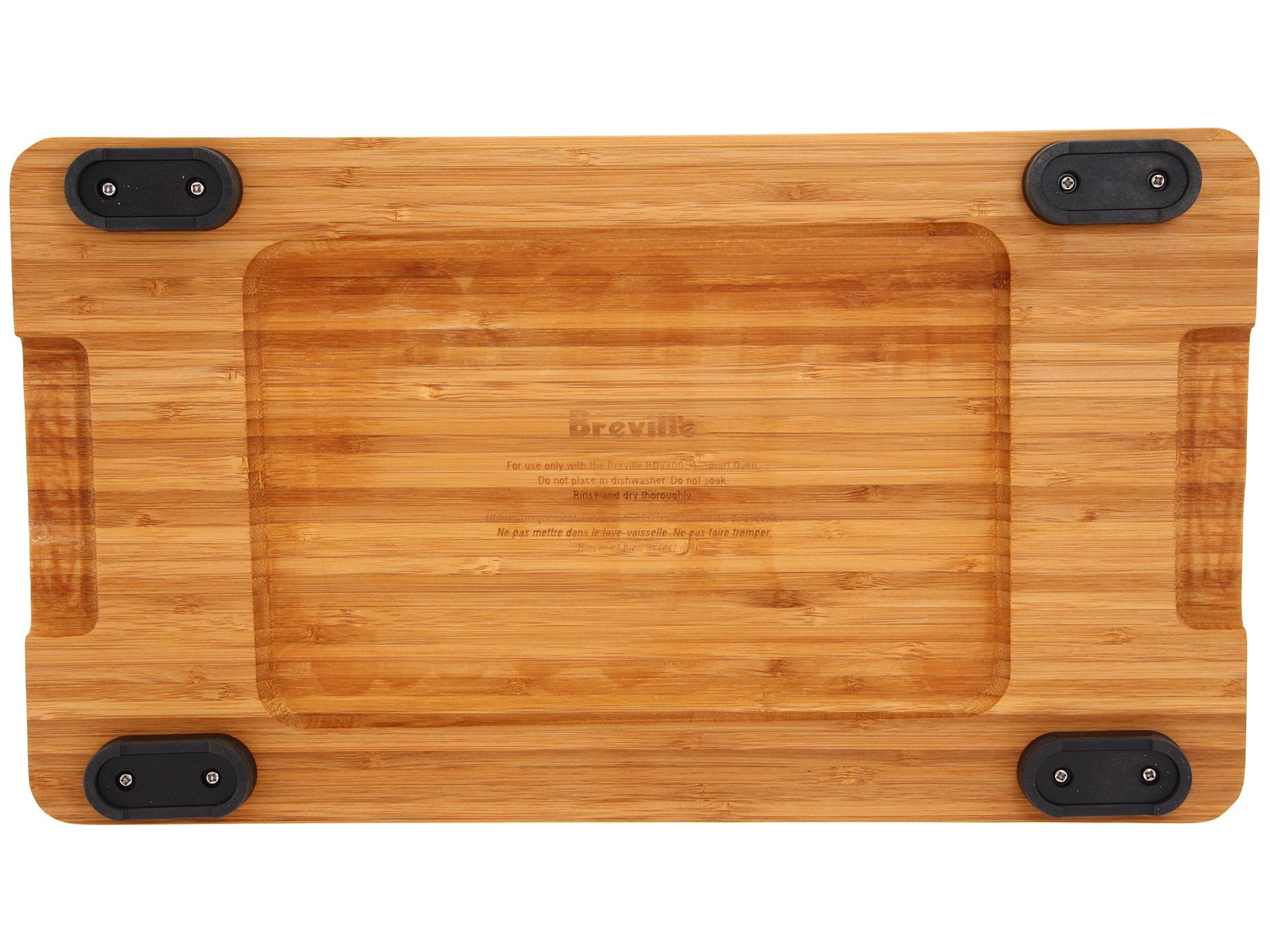 Breville Bov800cb Bamboo Cutting Board For Smart Oven