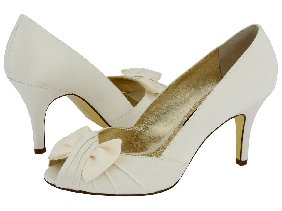 Zappos Wedding Shoes Ivory
