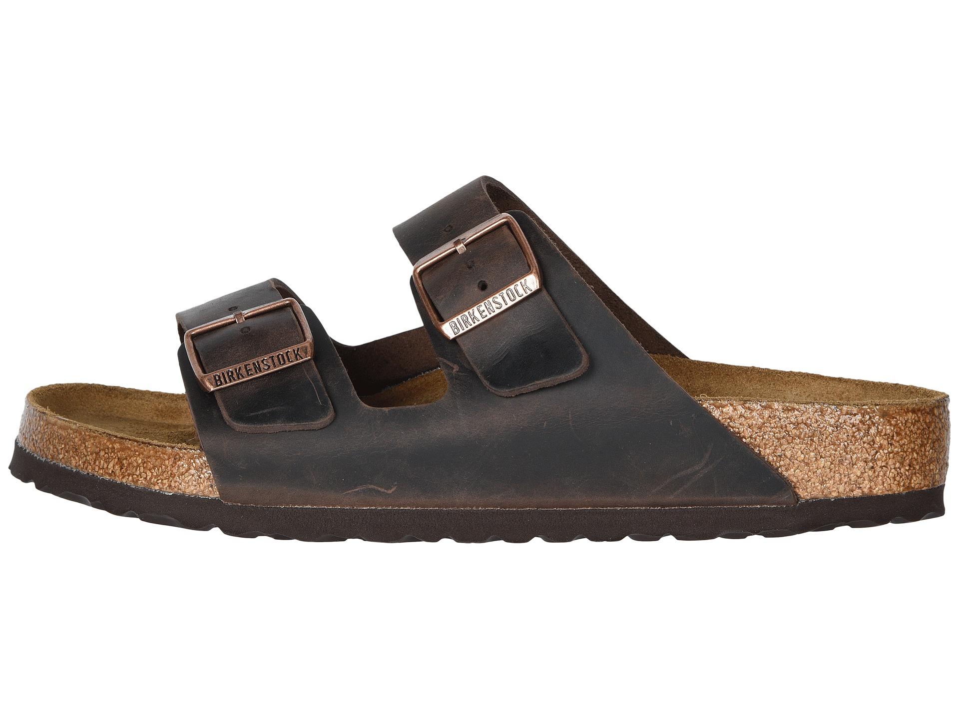 1edea3288260 birkenstock unisex arizona sandal habana