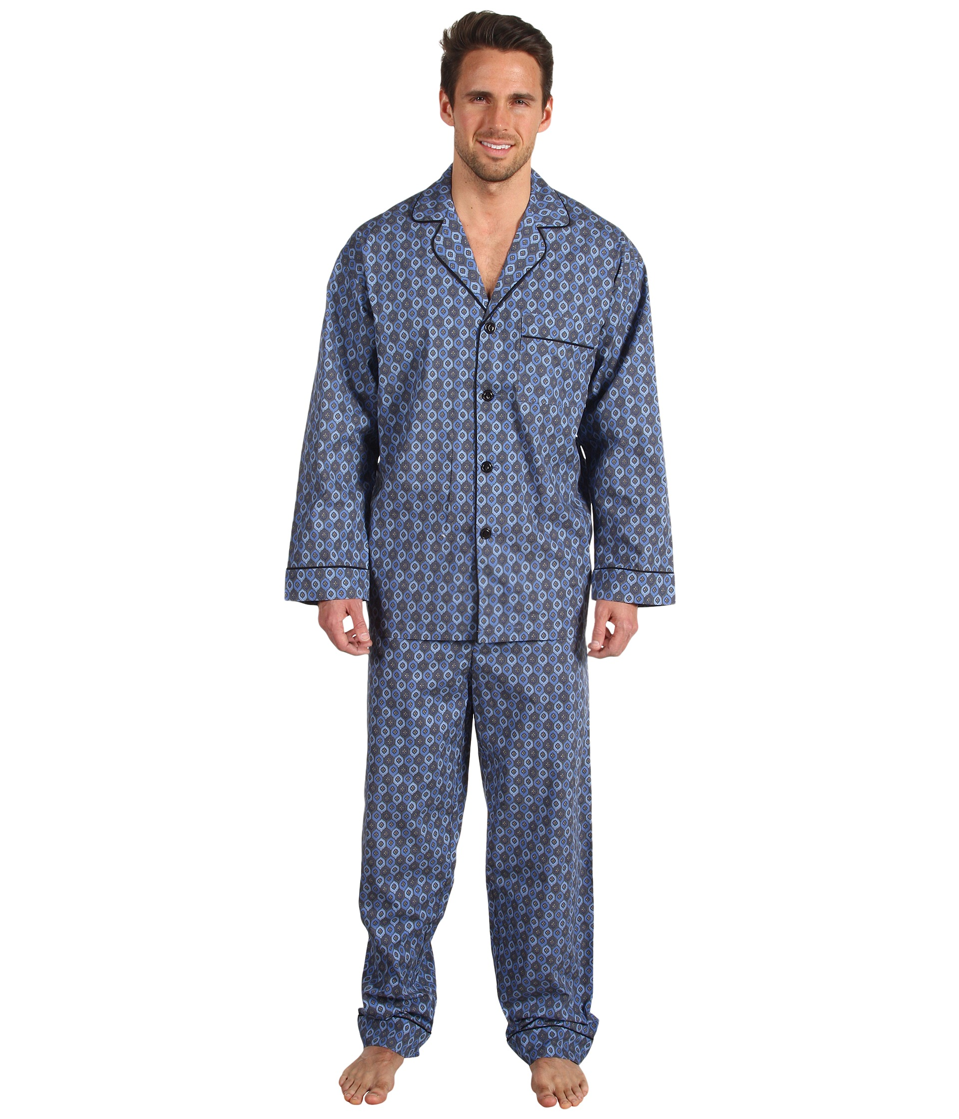 b1c54c9d3f BedHead Mens Classic Pajama Set BOTH Ways on PopScreen
