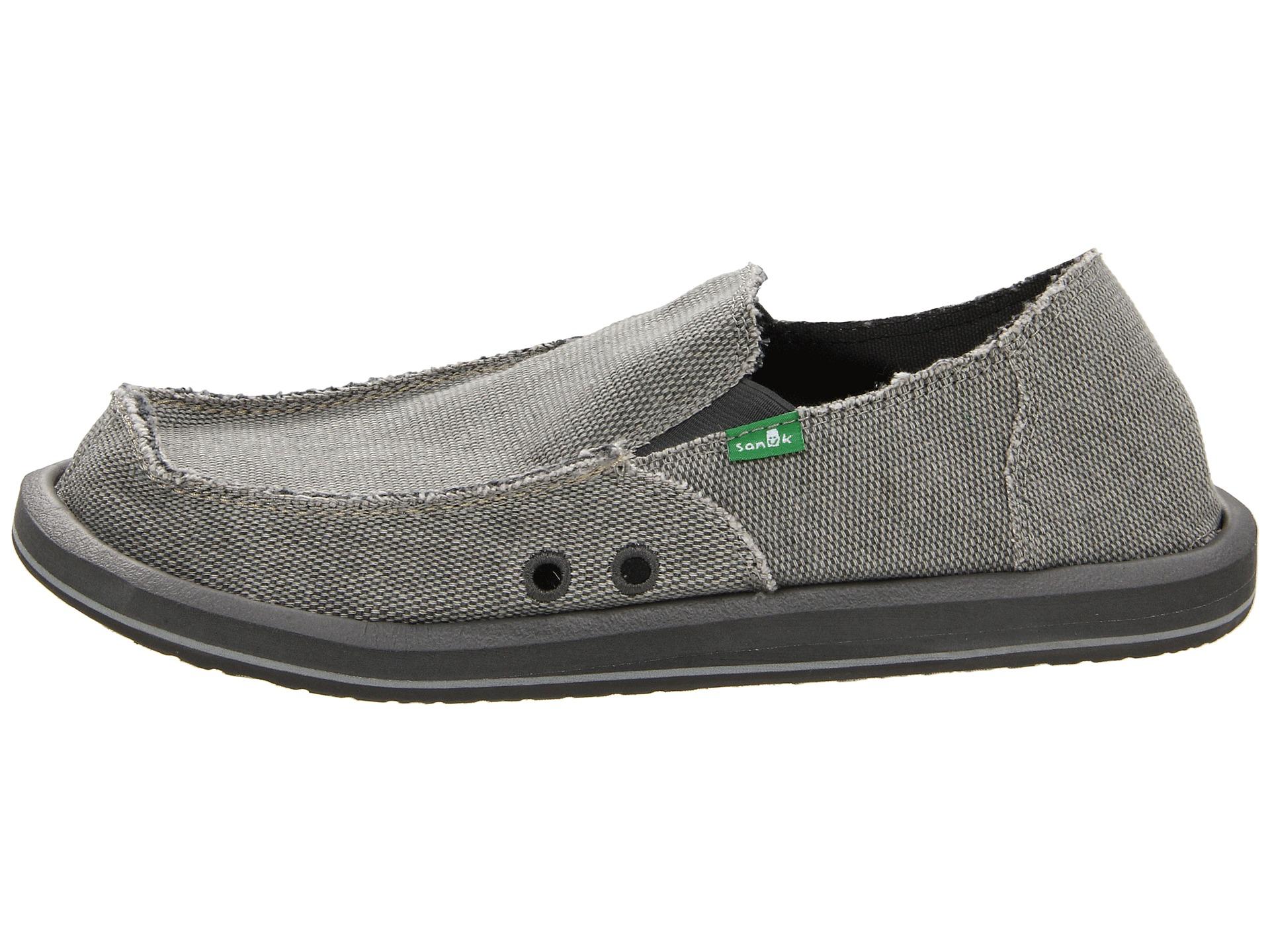 Sanuk Shoe Sizing