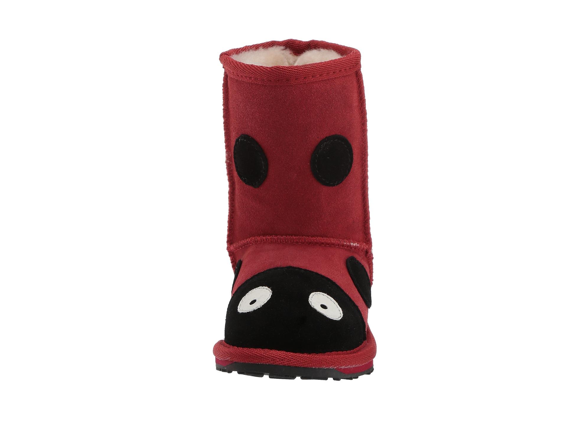 fa77575f865 Ugg Ladybug Boots