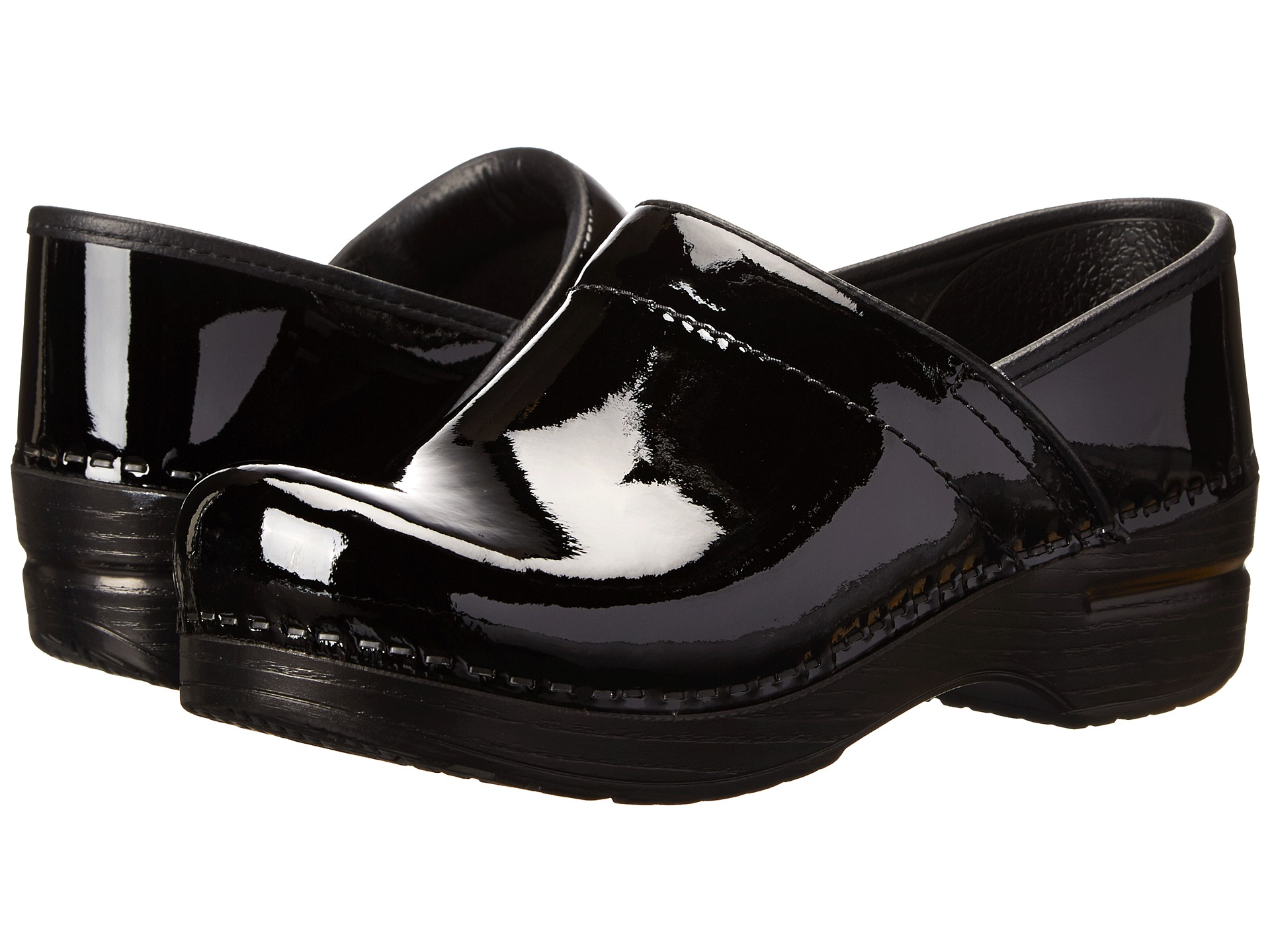 Dansko Patent Leather Shoes