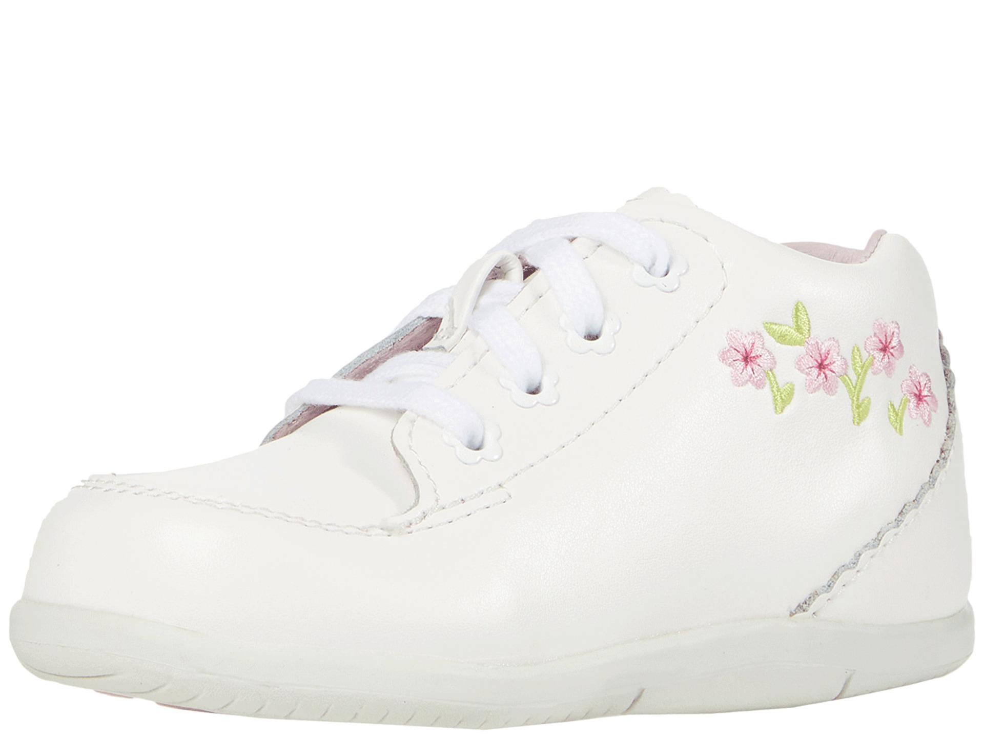 Stride Rite White Girl Shoes