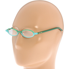 Kate Spade New York - Duffy (Green/Turquoise) - Eyewear