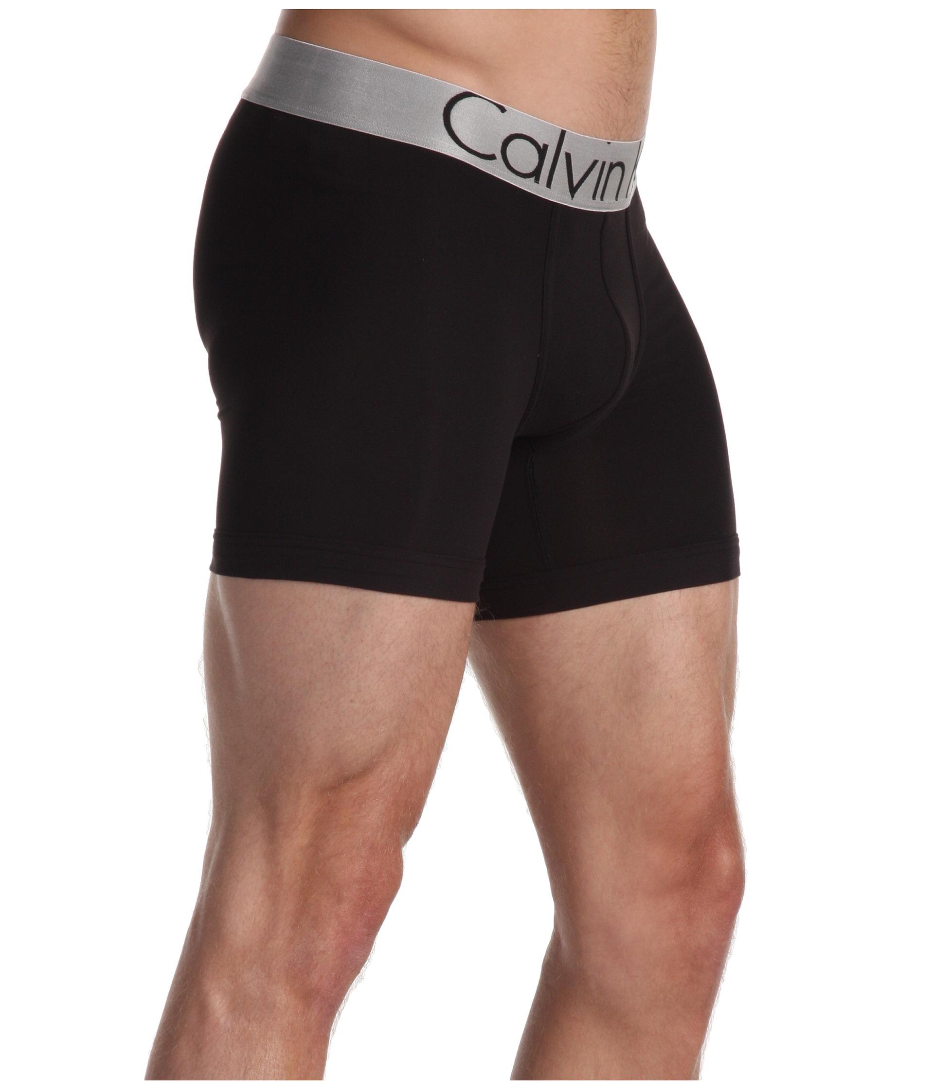 calvin klein underwear steel micro boxer brief u2719 at. Black Bedroom Furniture Sets. Home Design Ideas