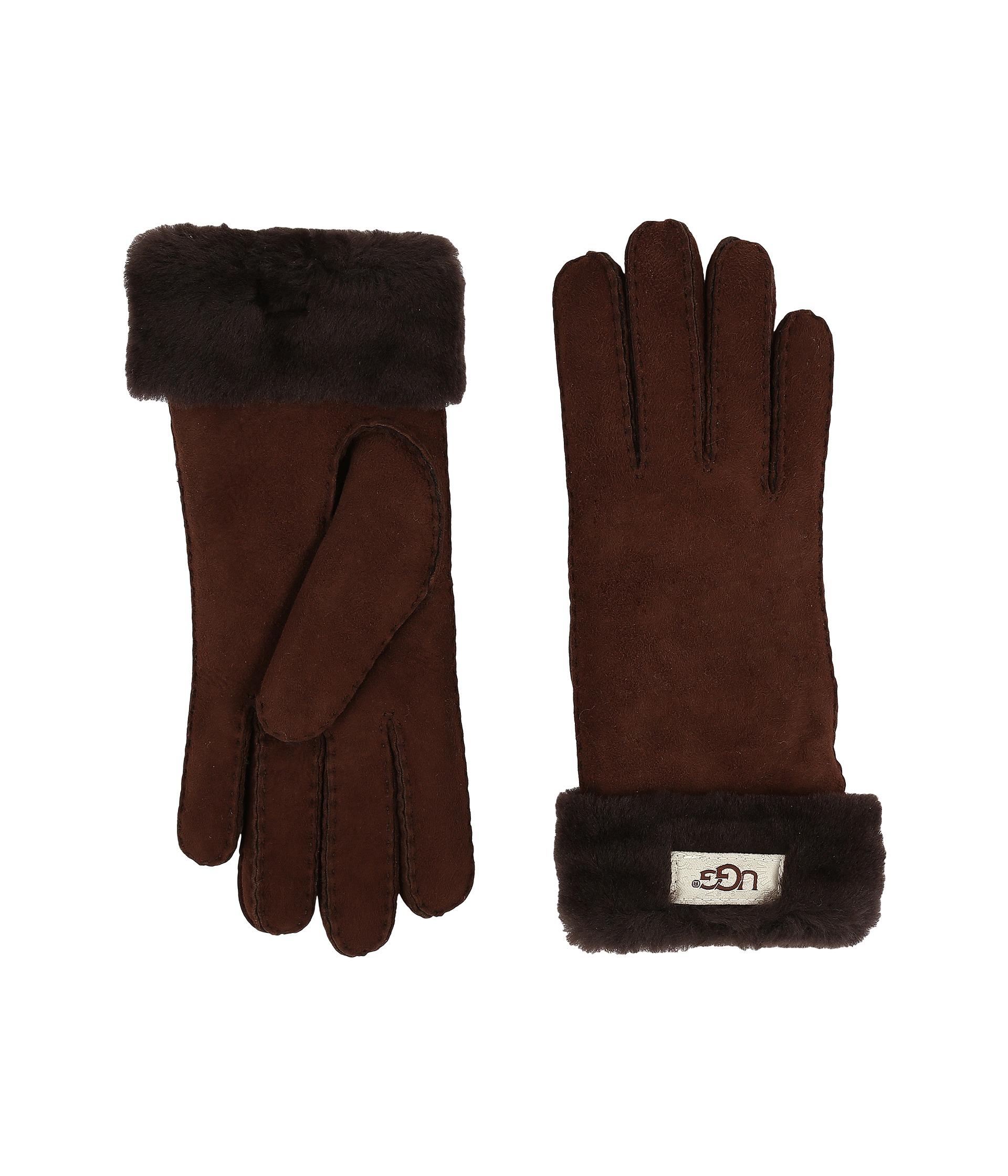 17b364eefe3 Ugg Turn Cuff Shearling Glove - cheap watches mgc-gas.com