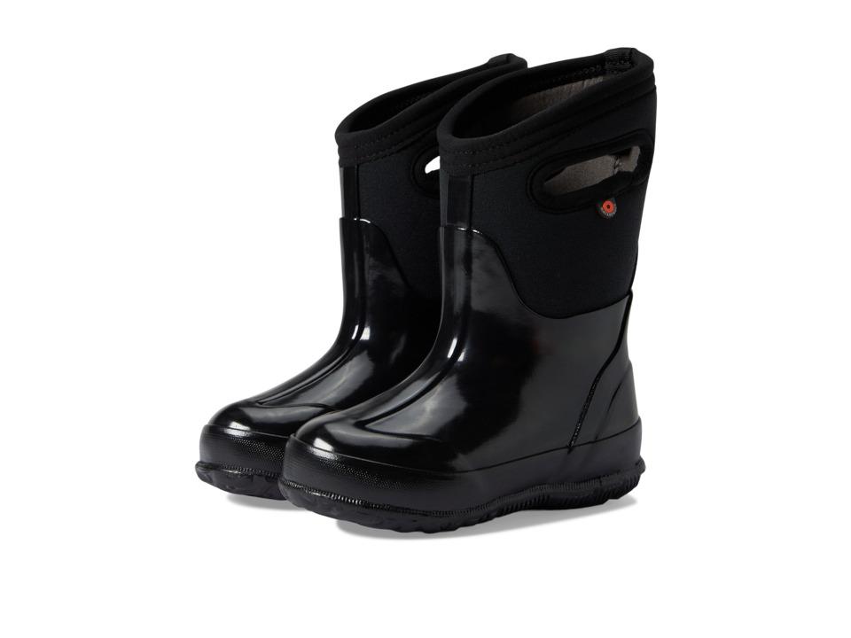 Bogs Kids Classic High Handles Boys Rain Boots