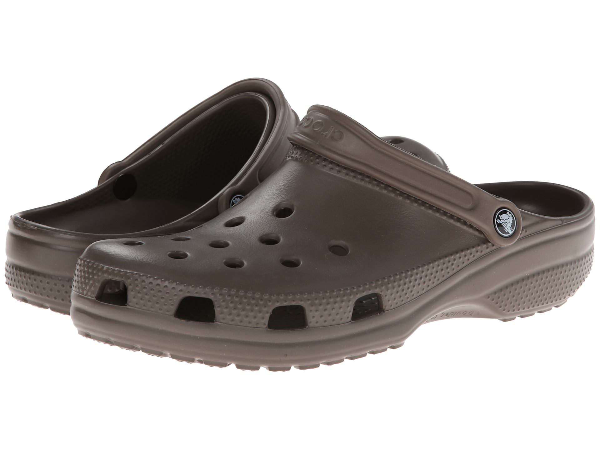 Crocs Classic Clog Chocolate - Zappos.com Free Shipping BOTH Ways