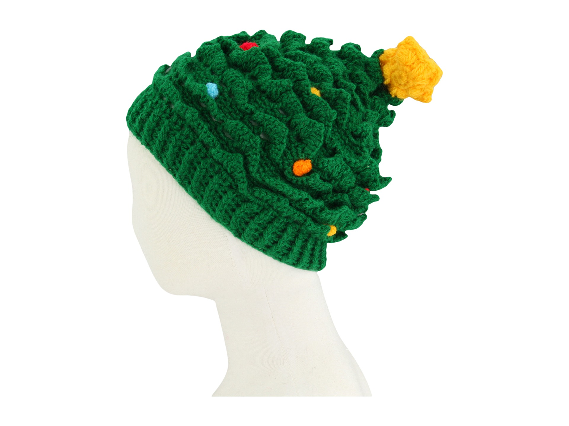 San Diego Hat Company Kids Christmas Tree Beanie