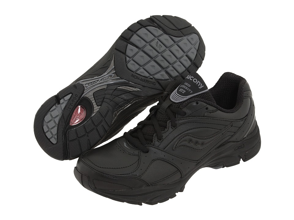 Womens Leather Walking Shoe For Pronation