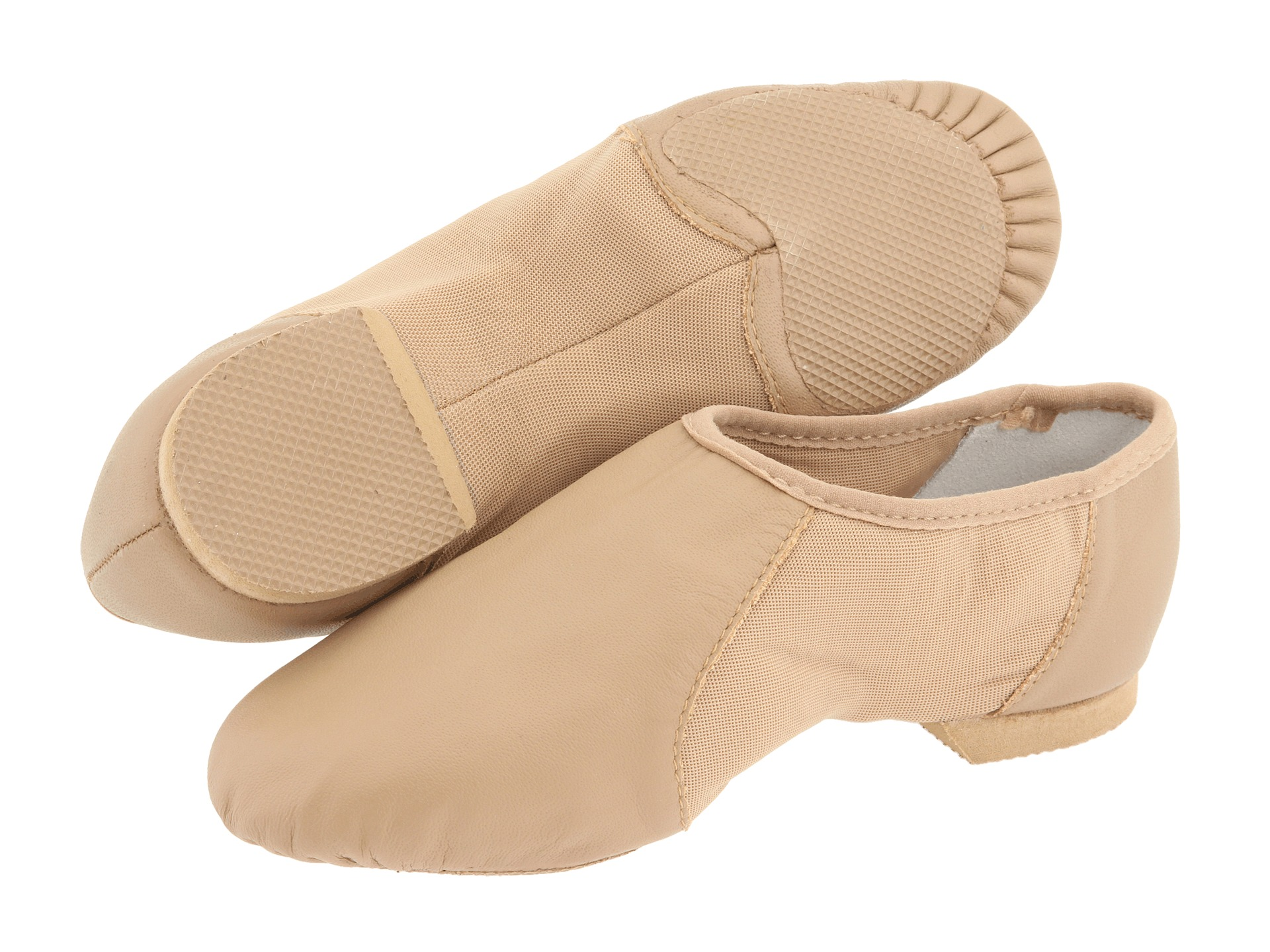 Bloch Kids Neo-Flex Slip On S0495G (Toddler/Little Kid) at ...