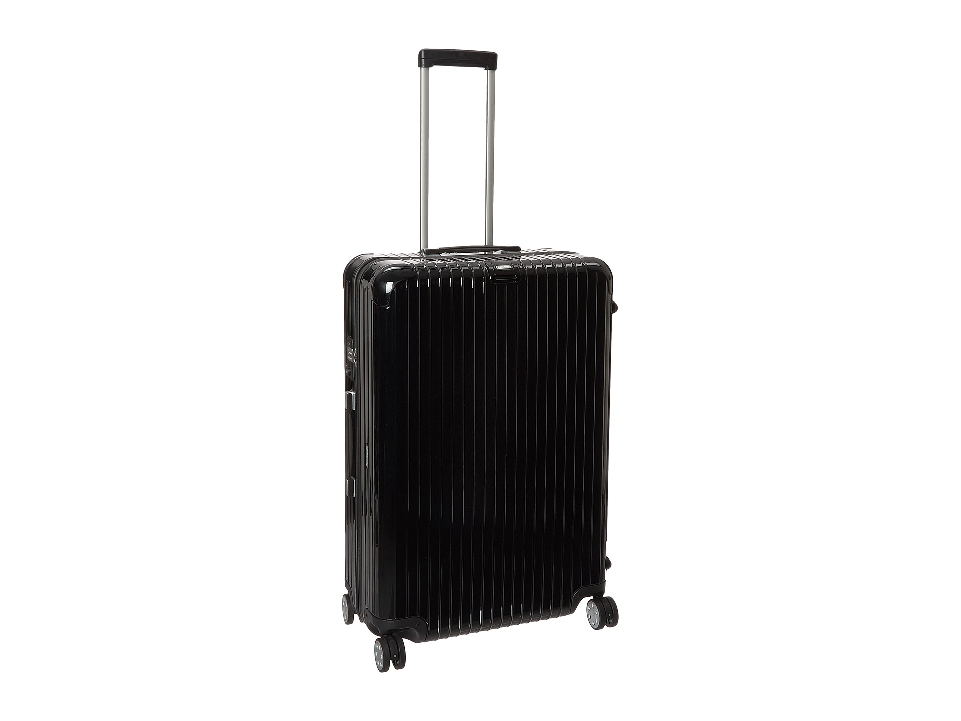 rimowa salsa deluxe 32 multiwheel black free shipping both ways. Black Bedroom Furniture Sets. Home Design Ideas