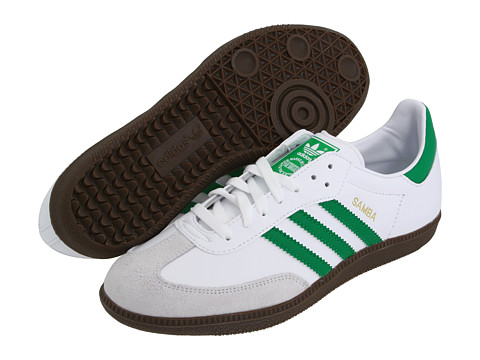 hot adidas samba grün and weiß e5a7f 1799f