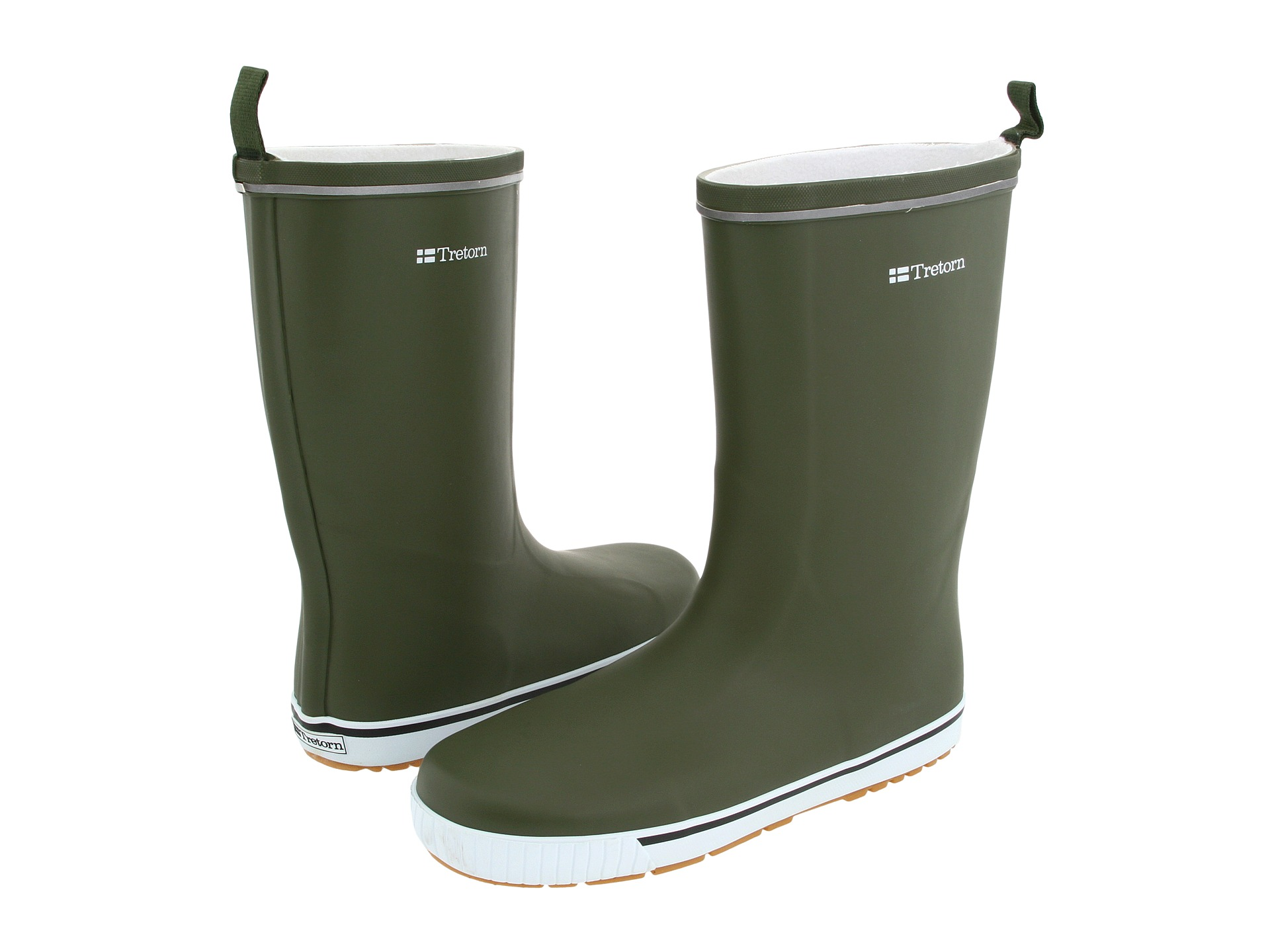 Tretorn Skerry Rubber Rain Boot Shoes Shipped Free At