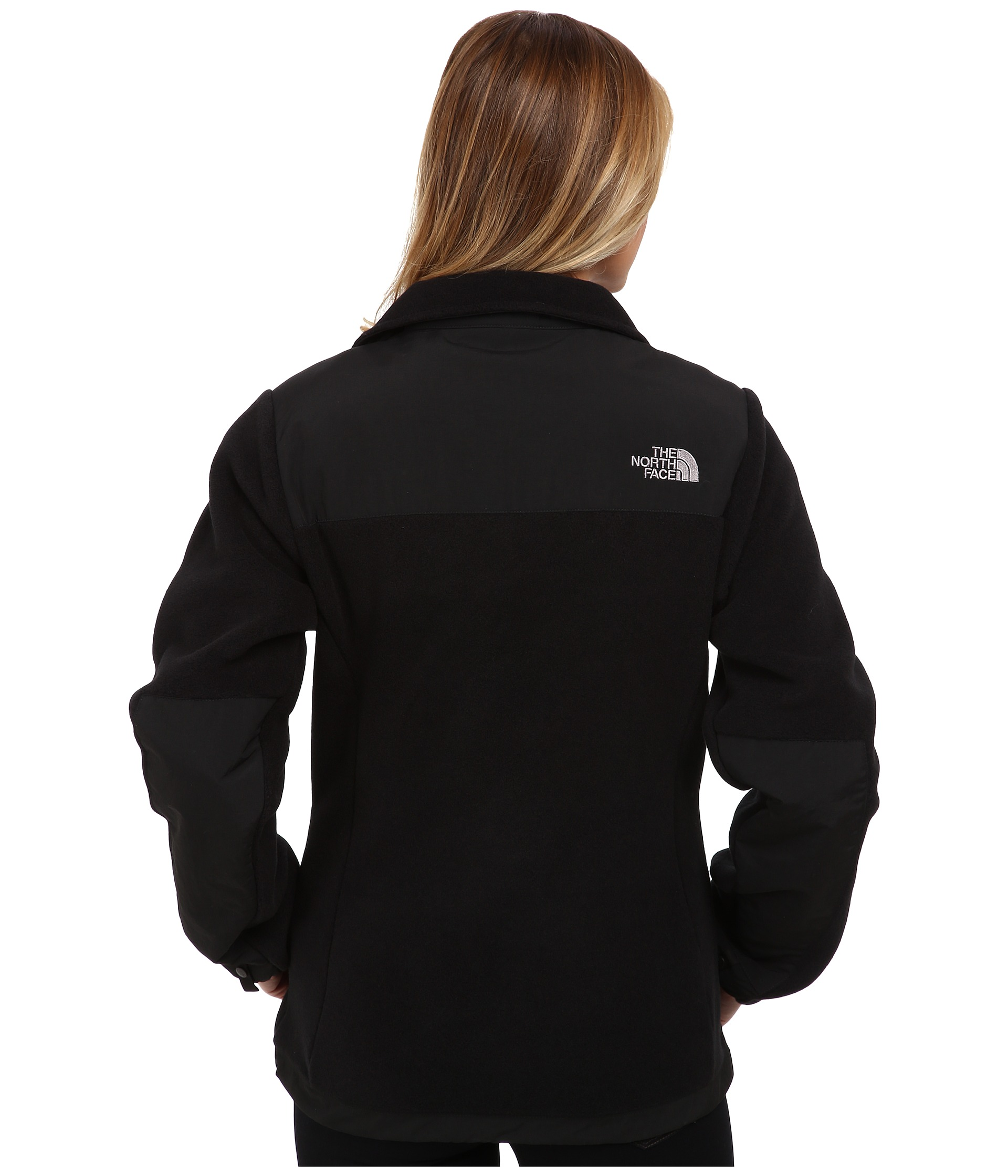 North face denali hoodie jacket