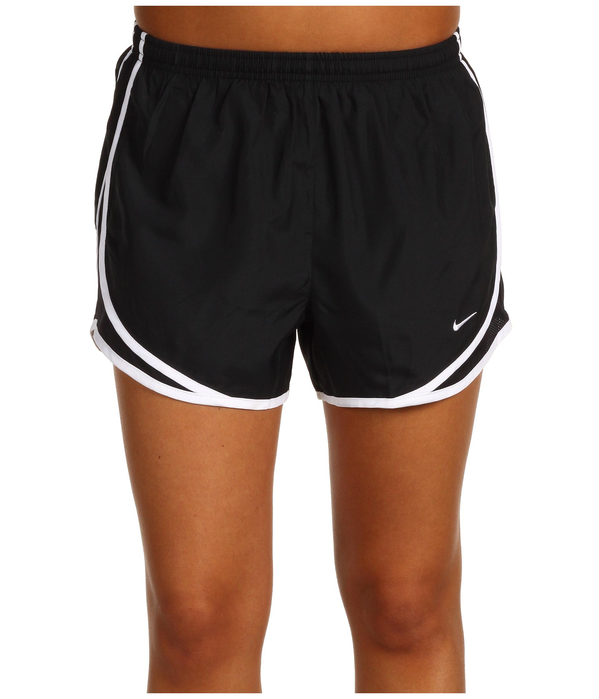 Nike Tempo Short Black Black White White | Shipped Free at ...