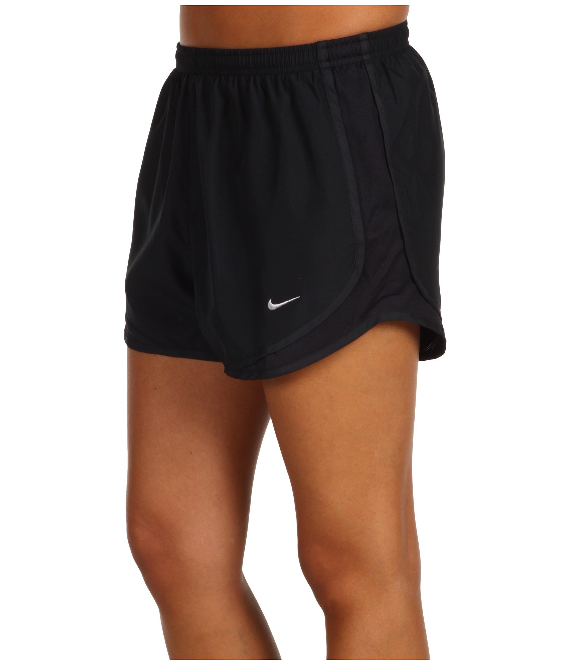 Nike Tempo Short Black Black Black Matte Silver | Shipped ...