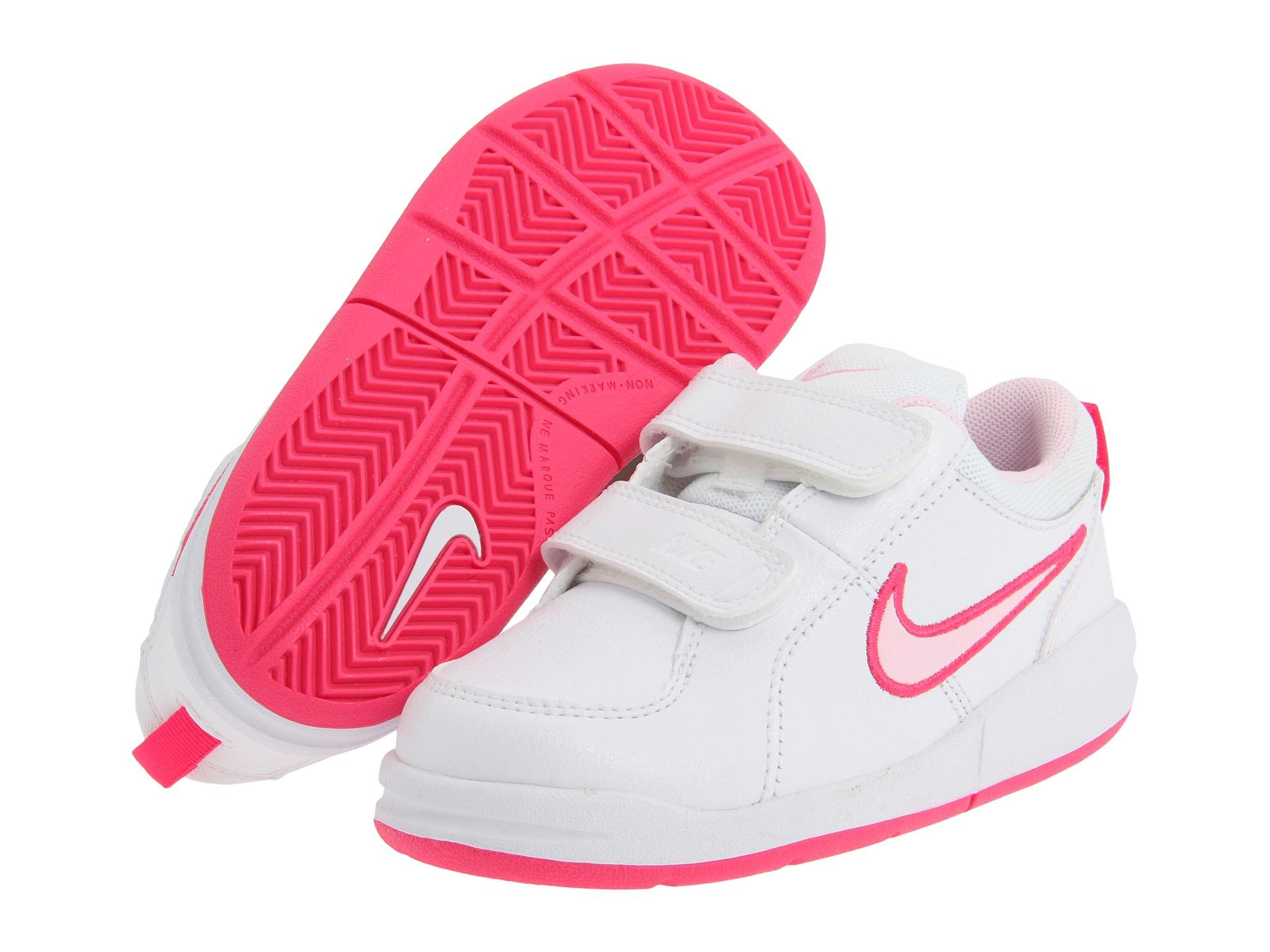 Nike Kids Pico 4 (Infant/Toddler) White/Spark/Prism Pink ...