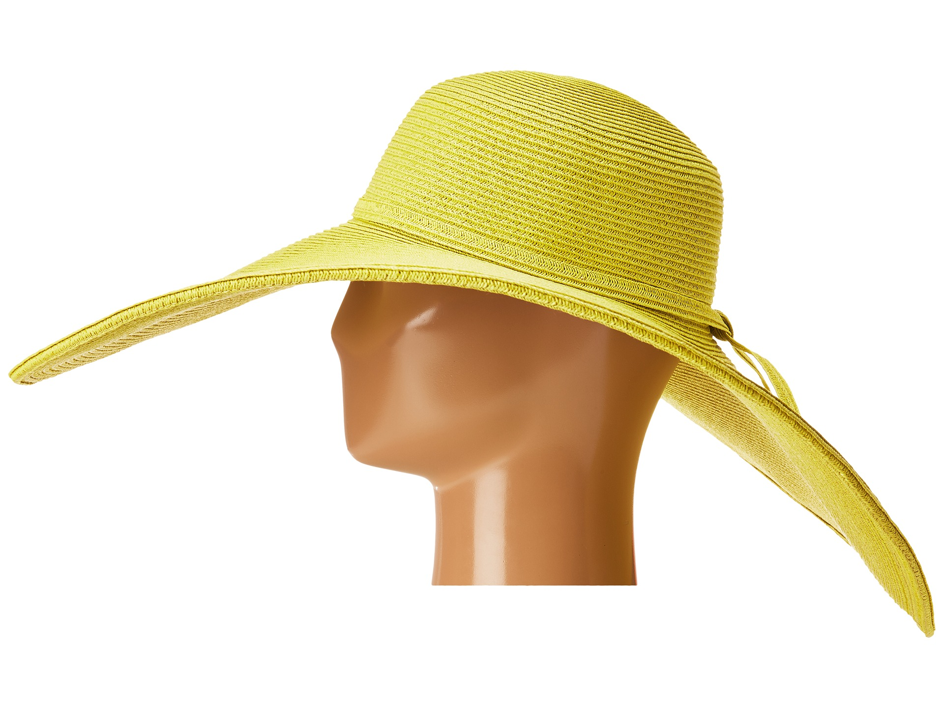 e3e96343378 San Diego Hat Company UBX2535 Ultrabraid XL Brim Sun Hat Citron on ...