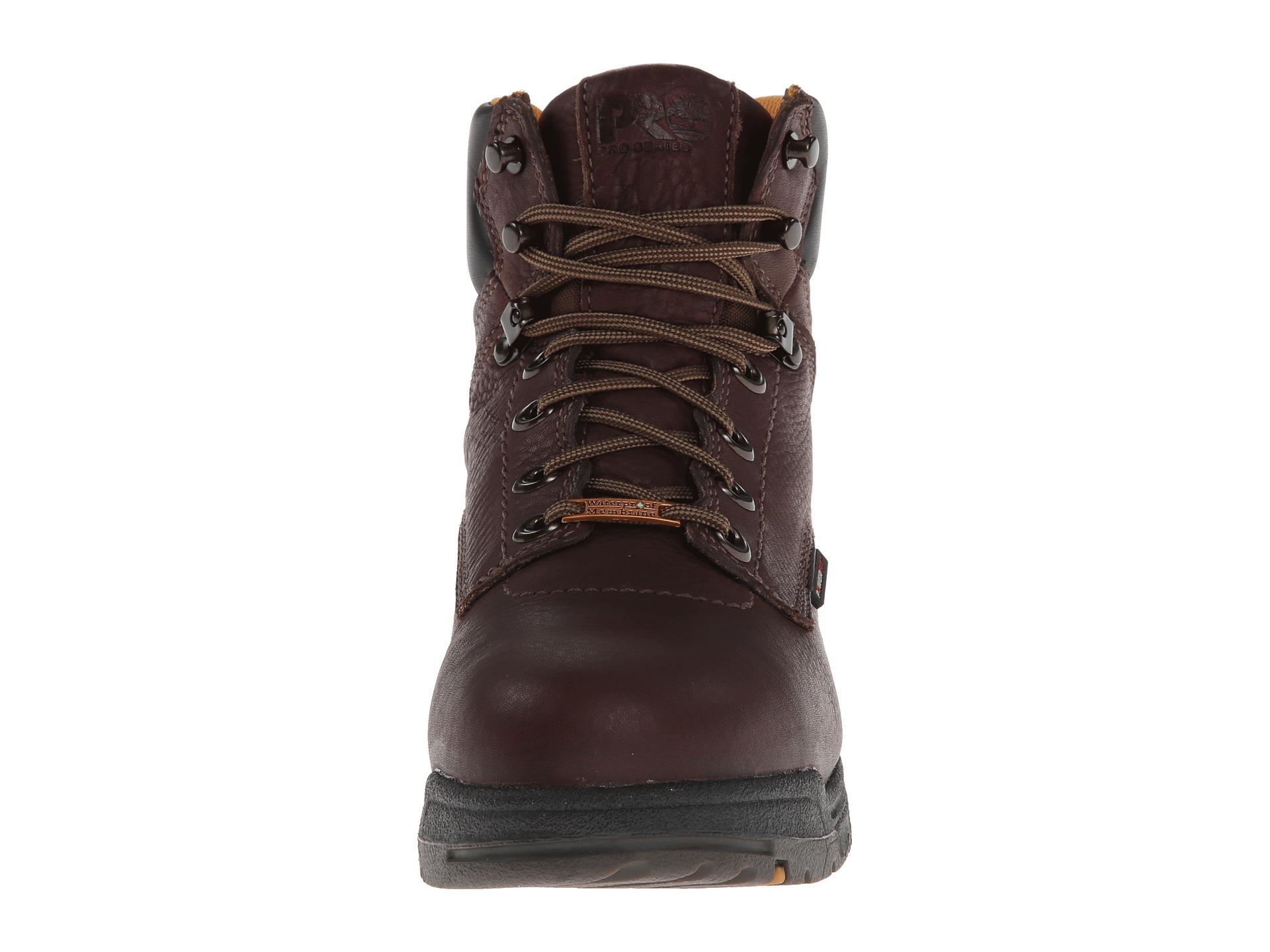 66ee4419c7936 Timberland 6 Men Bye Laundry 26078 Work Boot Waterproof Titan Pro Hqgfwqp
