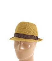 PBF20 Straw Fedora San Diego Hat Company