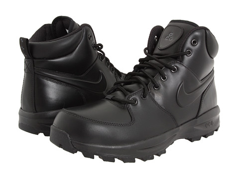 Women BOOTZ  Nike Manoa Leather c45d81508f
